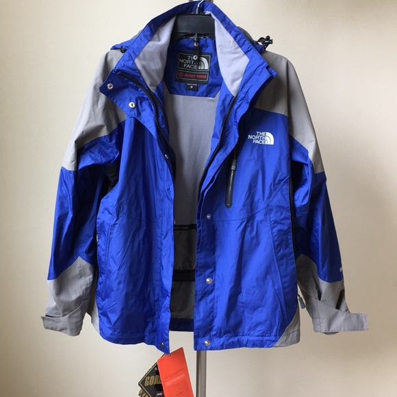 The North Face Other - The North Face blue Gore-Tex XCR (MEN)